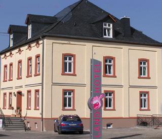 Parken Flughafen Hahn Hotel Lautzenhausen